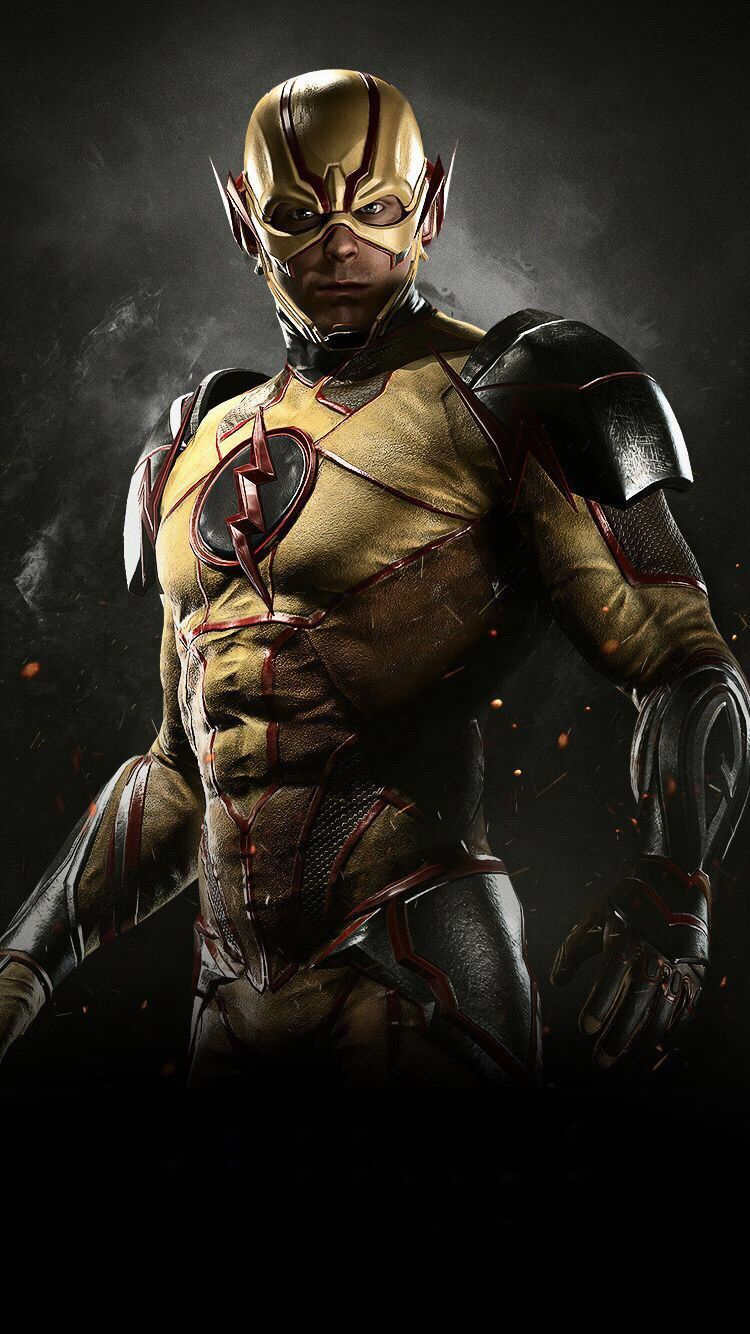 Reverse Flash.... Dc comics wallpaper, Zoom dc comics