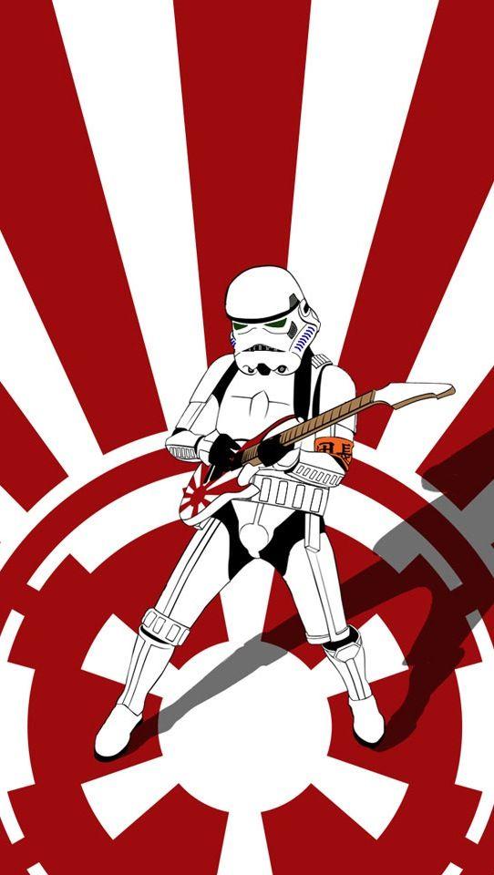 Epic Stormtrooper solo, huh? Star wars wallpaper, Star