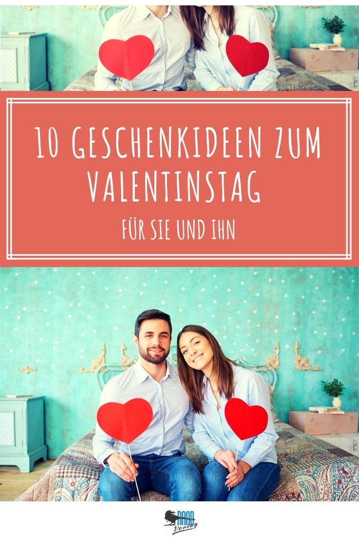 Ideen zum Valentinstag : 10 Valentinstaggeschenke für Ihn