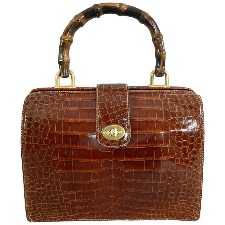 Vintage and Designer Top Handle Bags – 5,980 For Sale at 1stdibs