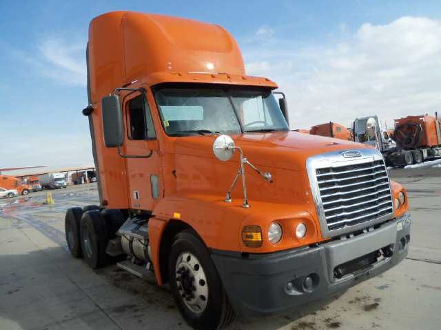2007 Freightliner C120 Unit 47504 Engine Detroit Series 60 455 Sleeper None Mid Roof Transmission 10 Spee Freightliner Used Trucks Used Trailers For Sale