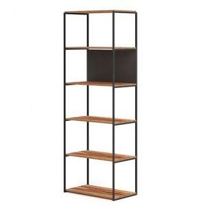 Single Shelf System - Black
