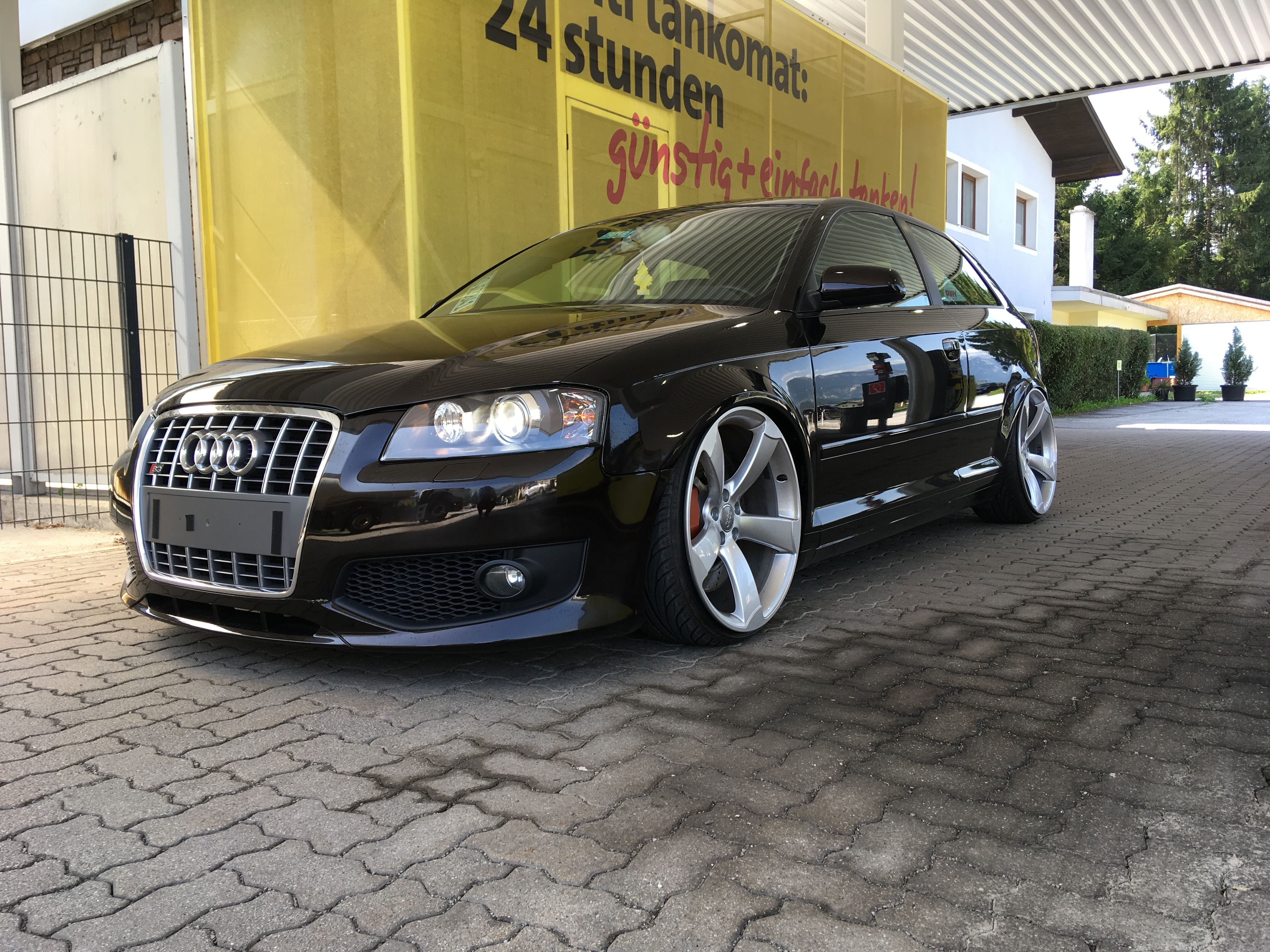 audi a3 8p rs5rotor puffyperformance audi audi. Black Bedroom Furniture Sets. Home Design Ideas