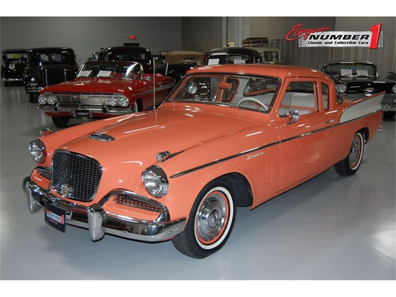 1958 Studebaker Silver Hawk For Sale Classiccars Com Cc 1329259 In 2020 Studebaker Vintage Cars For Sale Aftermarket Air Conditioning