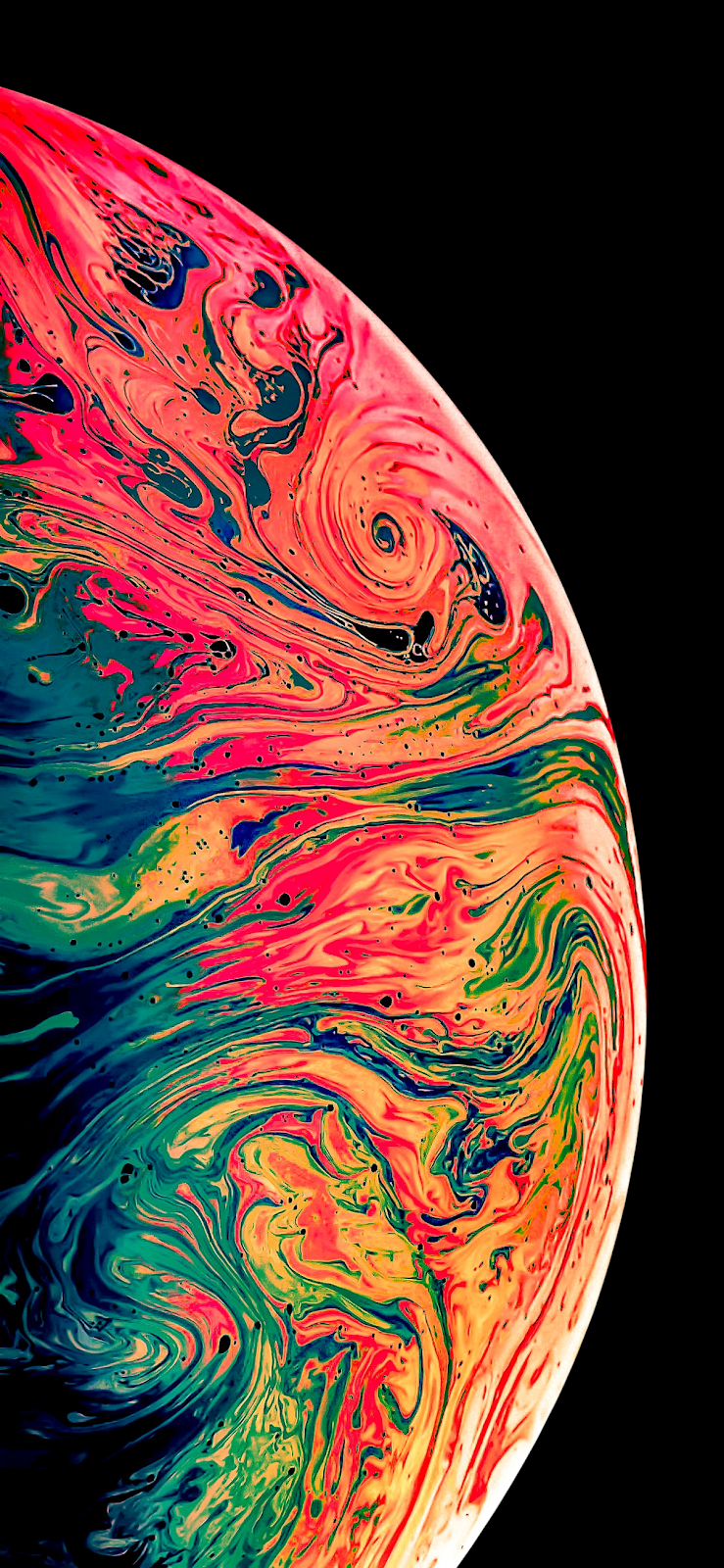 Iphone Xs Max Modd Dark By Ar72014 Nature Iphone Wallpaper Iphone Homescreen Wallpaper Moving Wallpaper Iphone
