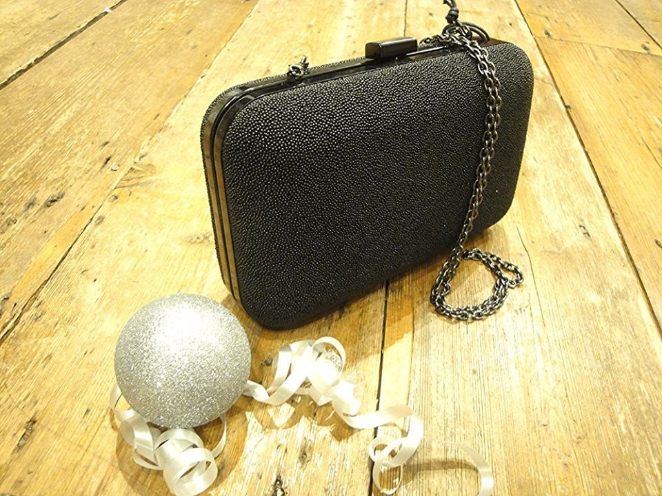 46557d42d8 Day  4 of our Exiv Christmas countdown. A very stylish clutch bag from Nali  at £49.99.