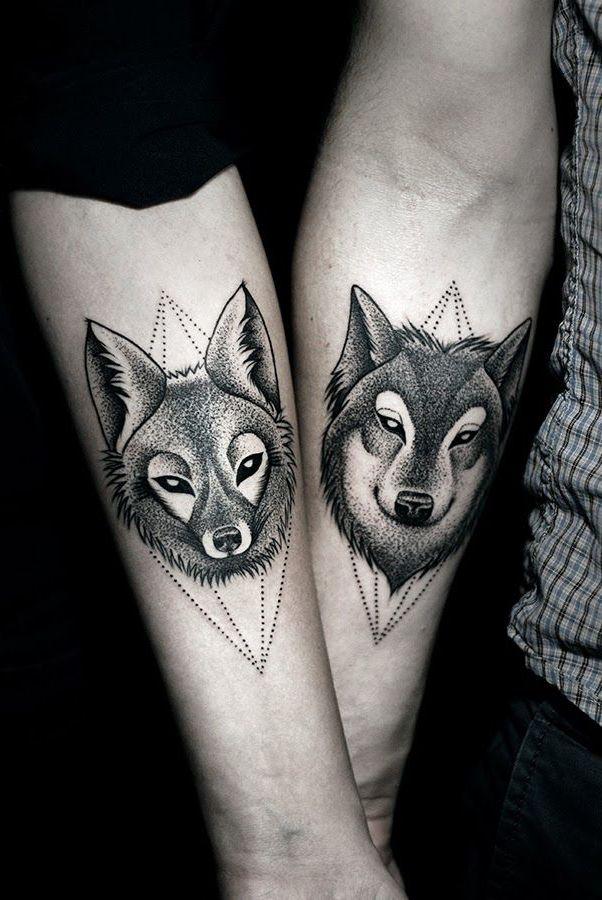 Tatuajes para parejas, si buscas un diseño de tatuaje para compartir - tatuajes para parejas