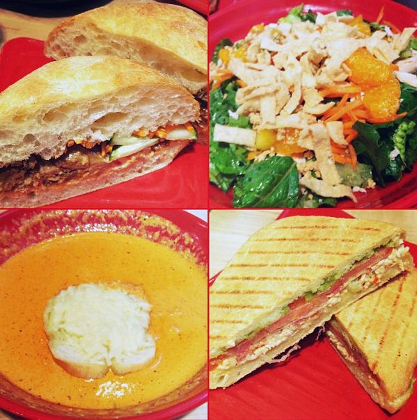 Can You Name All Four Of These Cafe Zupas Menu Items Photo