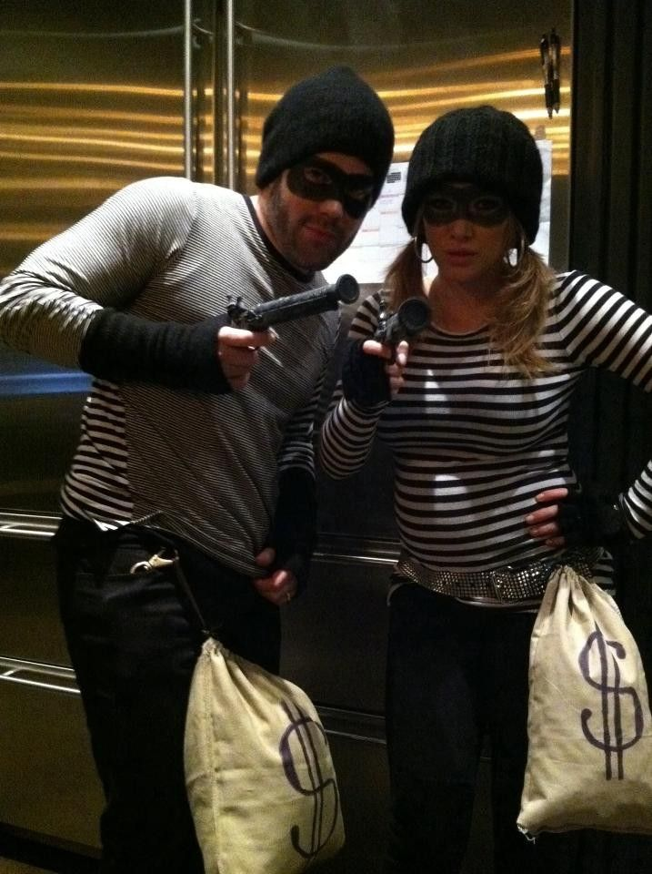 hilary duff and husband Original Halloween Costumes Pinterest - celebrity couples halloween costume ideas