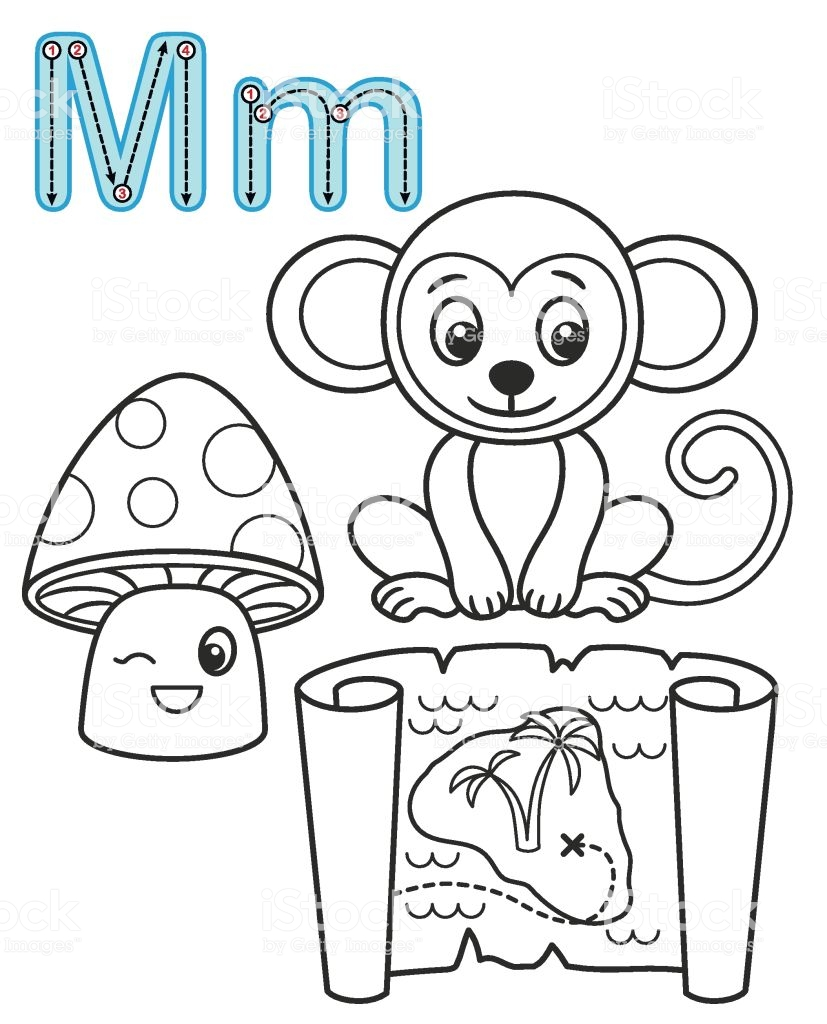 Printable Coloring Page For Kindergarten And Preschool Card For Abc Coloring Pages Abc Coloring Kindergarten Coloring Pages