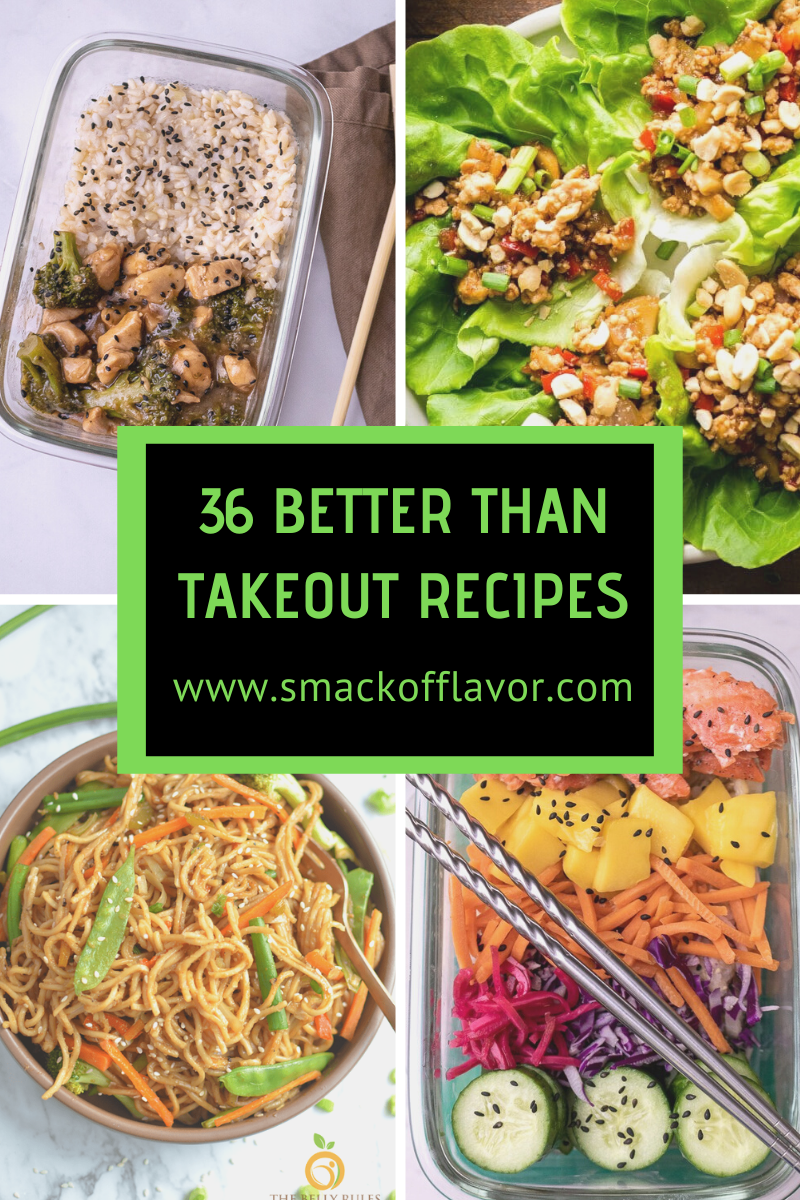 36 Better Than Takeout Recipes In 2020 Takeout Food Recipes Restaurant Style Recipes