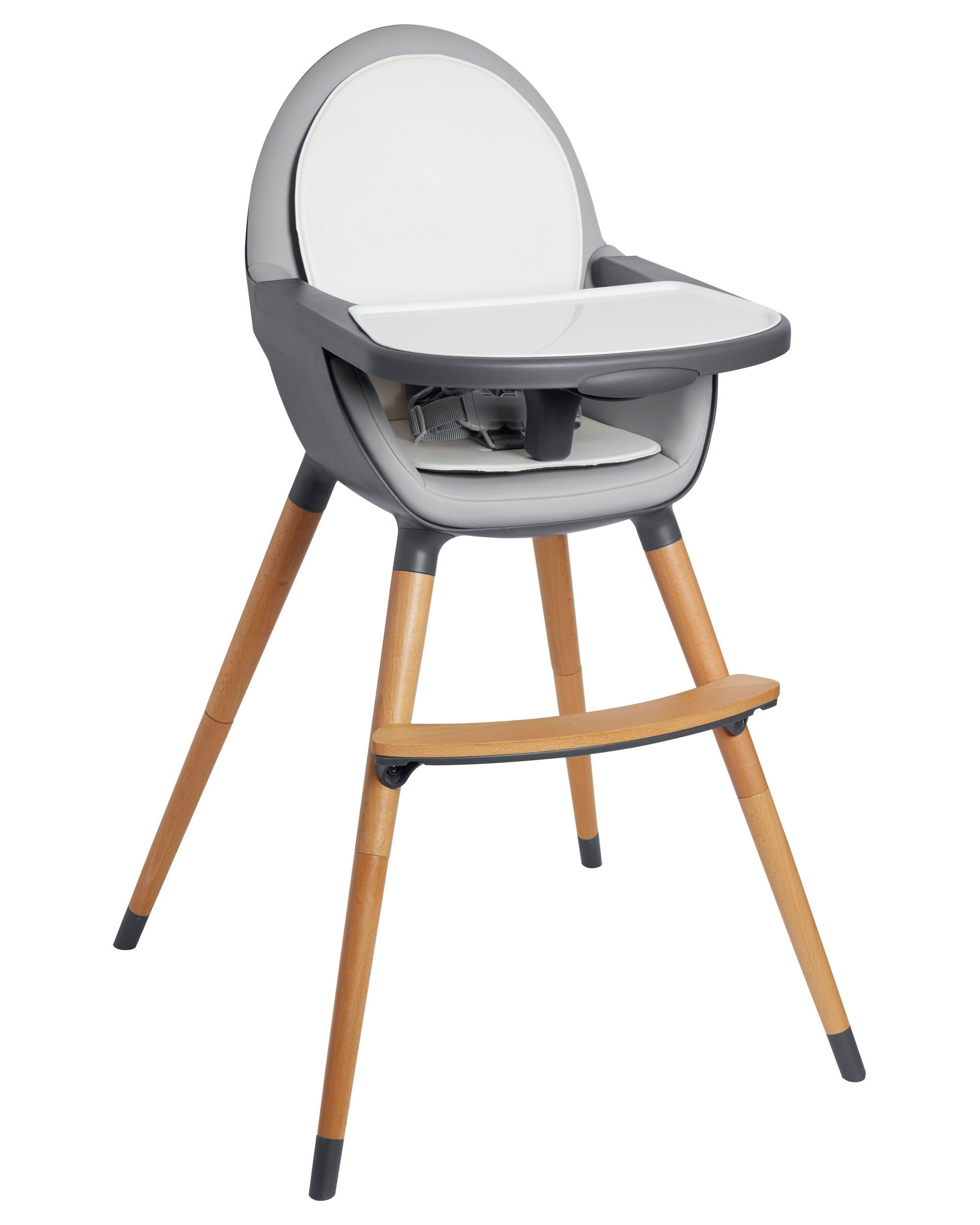 Easy Clean High Chair Tuo Convertible High Chair Skiphop With Clean Lines And