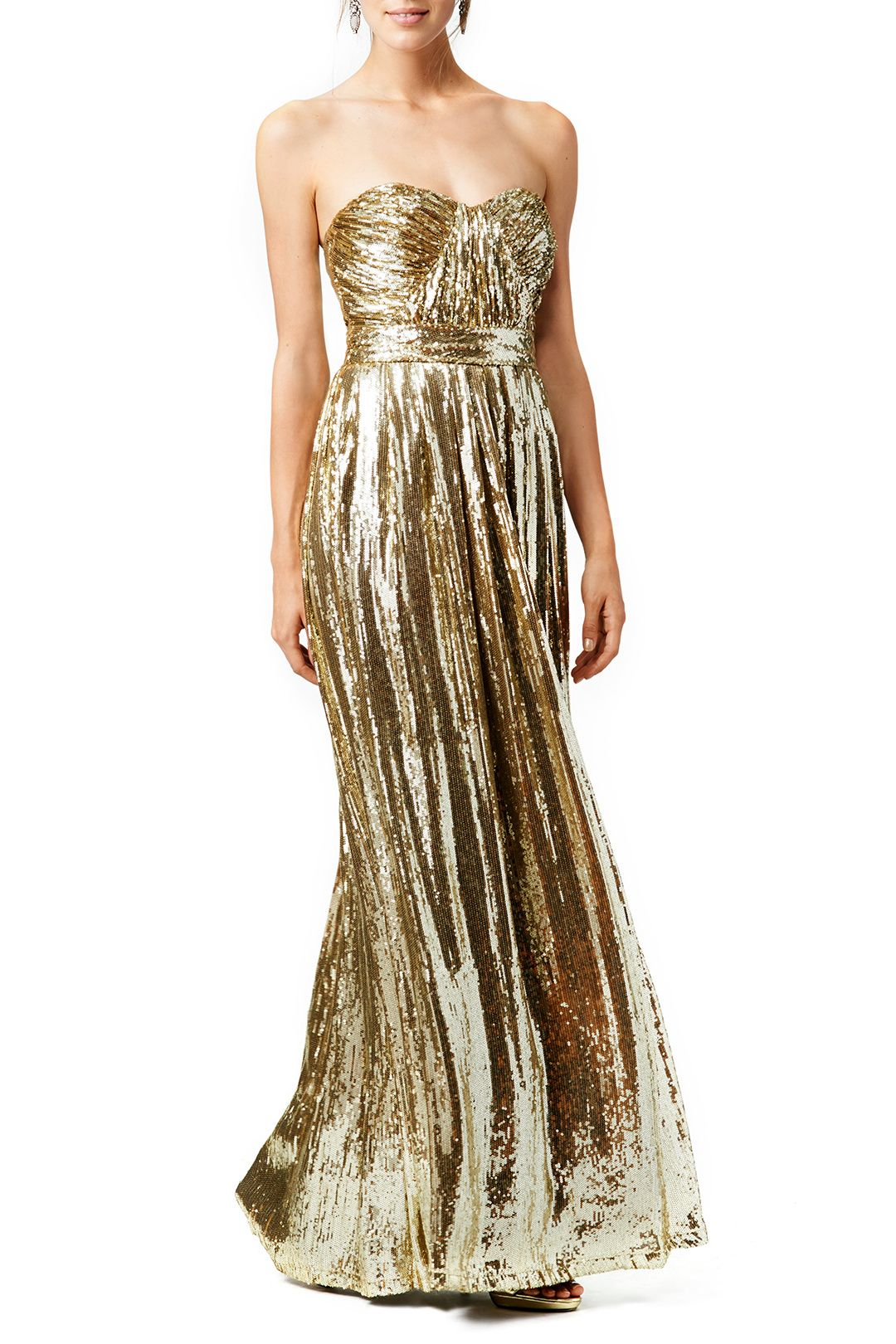 Screen Siren Gown | Badgley mischka, Sirens and Gowns