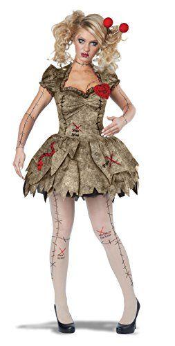 damen voodoo puppe kost m ca 45 kost m idee zu karneval halloween fasching karneval. Black Bedroom Furniture Sets. Home Design Ideas