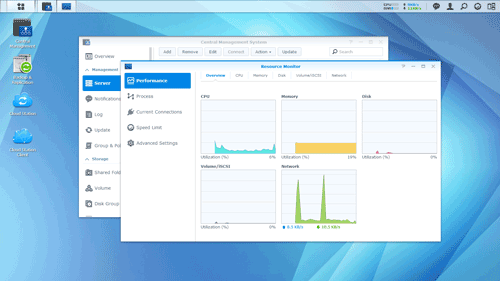 Synology Releases NAS DiskStation Manager v5 0 | Home automation