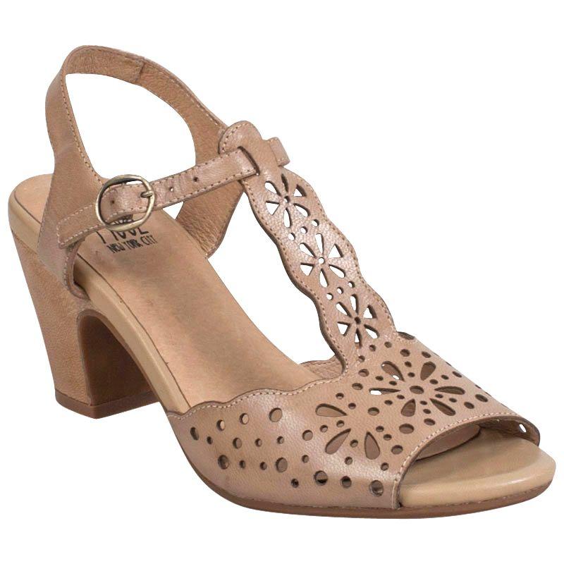Gorgeous Summer Sandals - Phyllis Nude by Miz Mooz