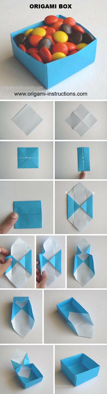 Origami box httporigami instructionsorigami box video origami box httporigami instructionsorigami jeuxipadfo Image collections