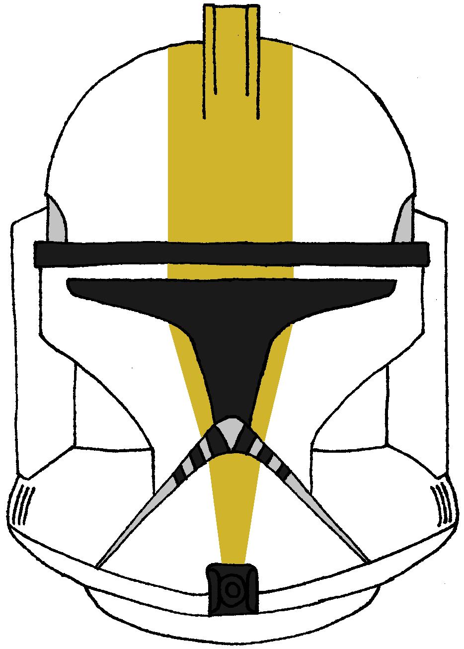 Clone Trooper Commander Bly Helmet 1 | Star Wars | Pinterest | Disfrases