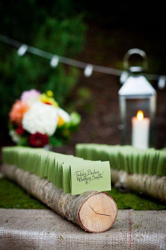 Clever Place Card Presentation Ideas Wedding Pinterest Place - Wedding presentation ideas