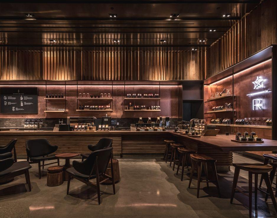 The New Starbucks Store In The La Brea Neighborhood Will Bring Small Lot  Reserve Coffee