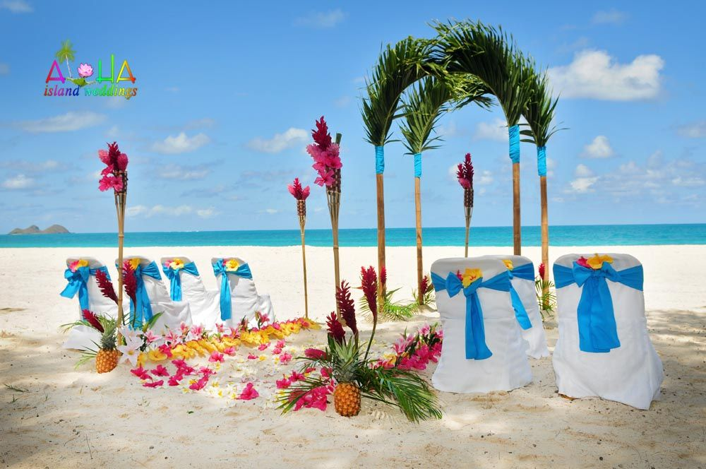 hawaii beach weddings | custom designed alters on Oahu ... | 1000 x 664 jpeg 107kB