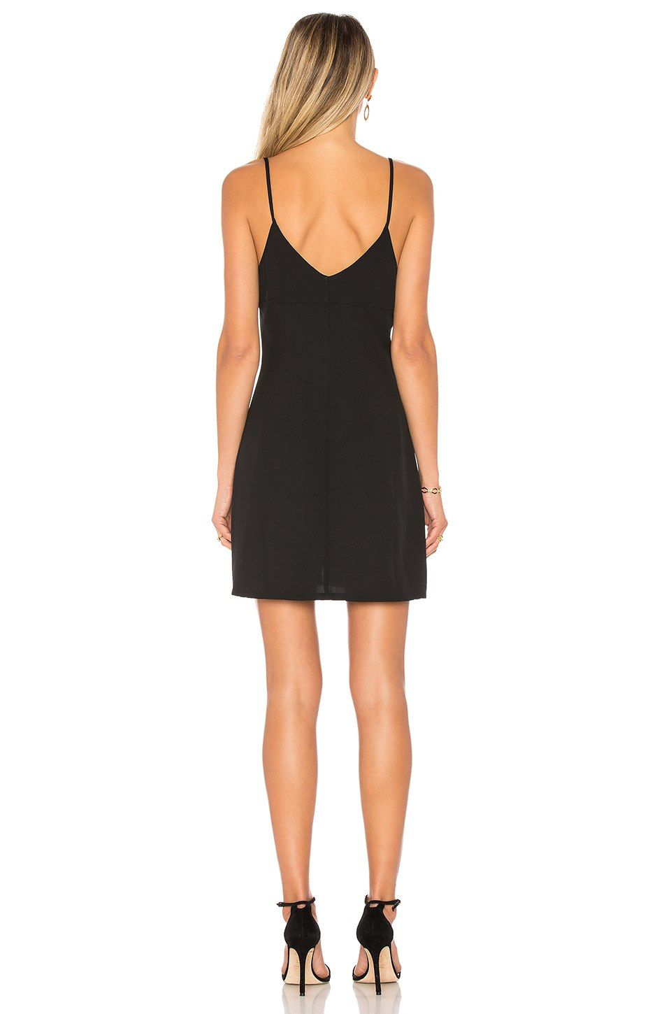 3ad400eb25 by the way. Illie Zip Front Mini Dress in Black | REVOLVE | faldas y ...