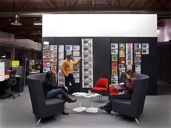 Workplace Strategy in Design: HOK | Projects | Interior Design