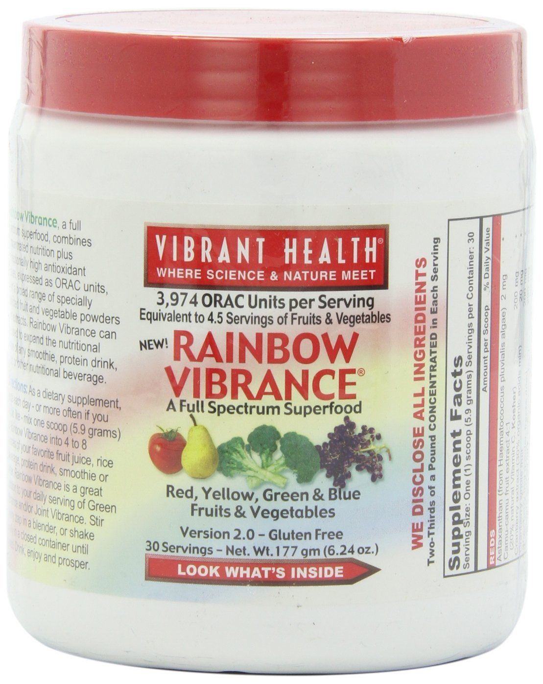 Awesome to insure you are getting the RAINBOW spectrum of nutrients. NOT as a replacement, but just extra insurance due to food quality and the fact that you may not have access to tons of organic berries and fruits at certain times of the year :)  www.therawganiclife.com