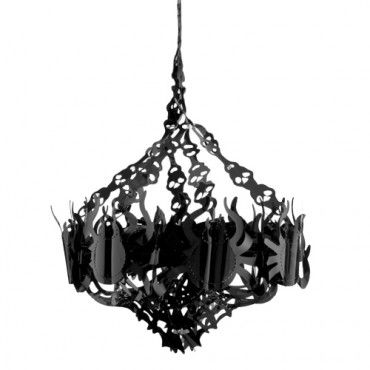 Halloween Chandelier Decoration 16\ - halloween decorations party