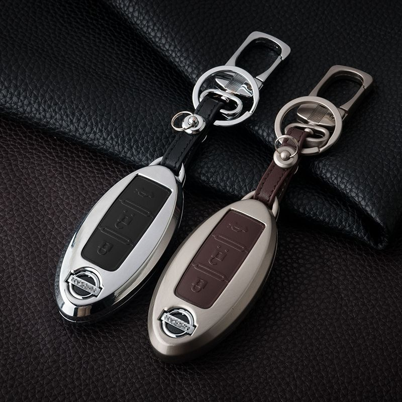 For Nissan Qashqai Tiida X Trail XTrail Genuine Leather