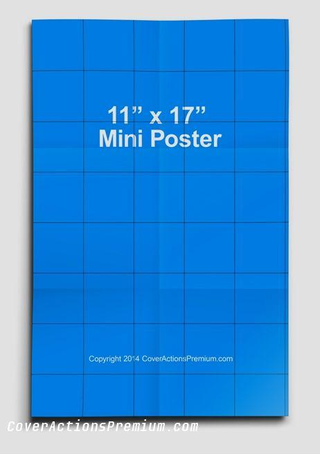 11 x 17 poster mock up action poster mockups pinterest mockup
