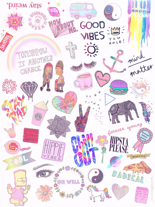 Overlays Iphone Wallpaper Aesthetic Stickers Tumblr Stickers