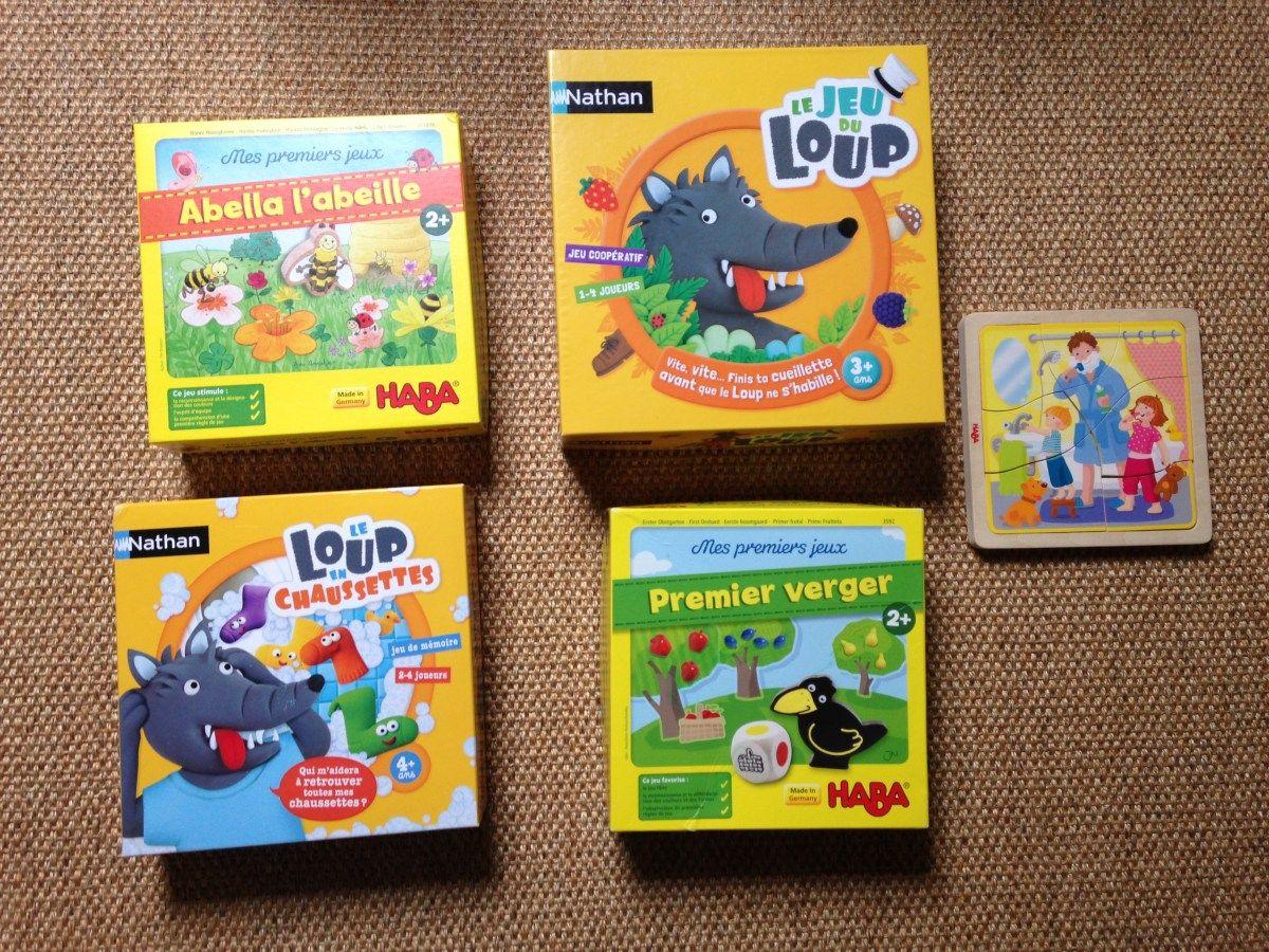 Mes 5 Jeux De Societe Preferes Pour Les 2 A 3 Ans Jeux De Societe Enfant Jeux De Societe Jeux Enfant 3 Ans