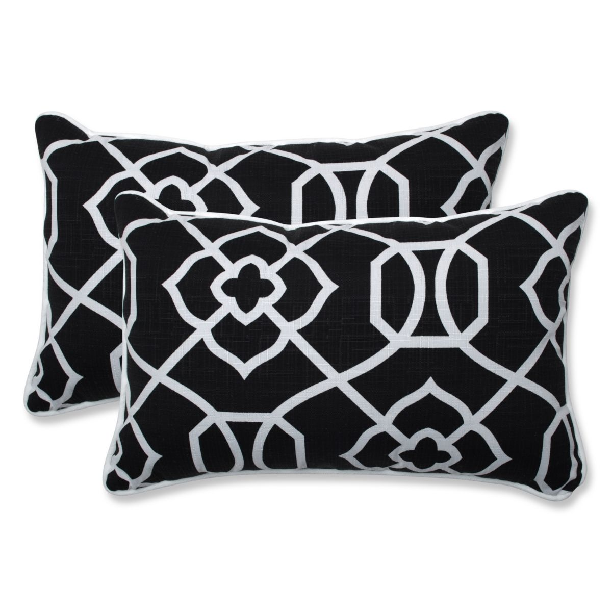 Pillow Perfect Kirkland Black