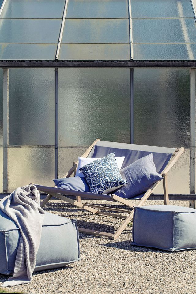 Transat jardin et terrasse  un shopping tendance  inspiracin San rafael  Pinterest