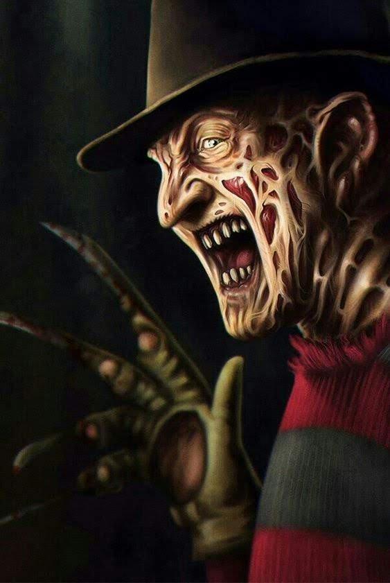 20 Media Tweets By Spiderman89098 Spiderman89098 Twitter Horror Movie Icons Freddy Krueger Art Horror Artwork