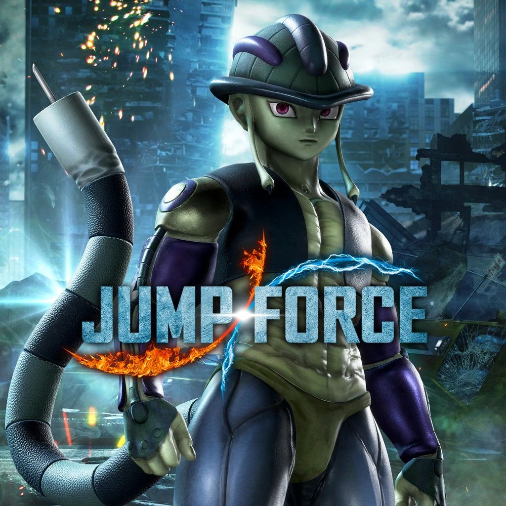 Pin By Gohan Z On Jump Force Skeletor Character Master Chief