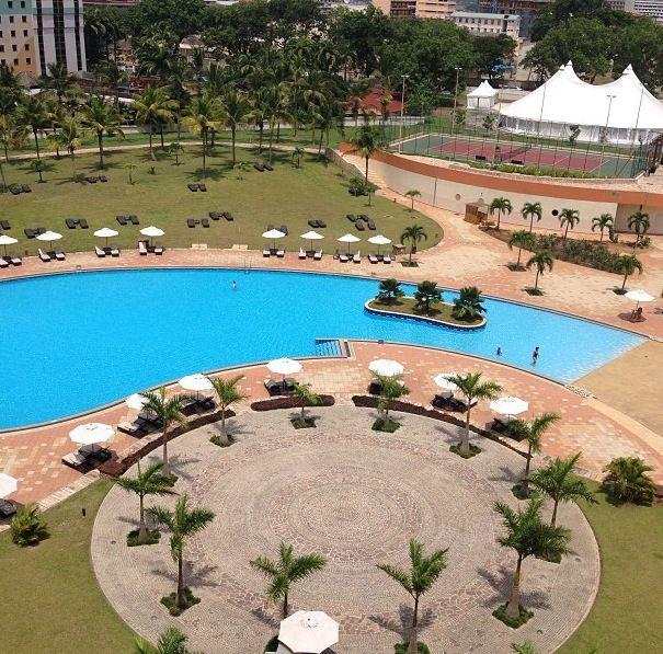 Movenpick Hotel Accra Ghana