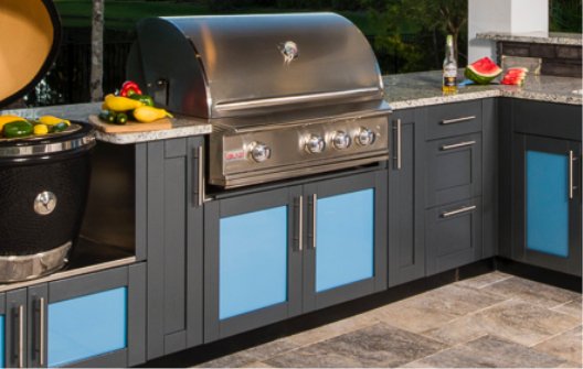 Best Outdoor Cabinets Stainless Steel Kitchen Cabinetry 400 x 300