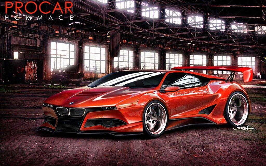 Custom Car Wallpapers Bmw Sports Car Bmw Concept Car Cool Car Pictures