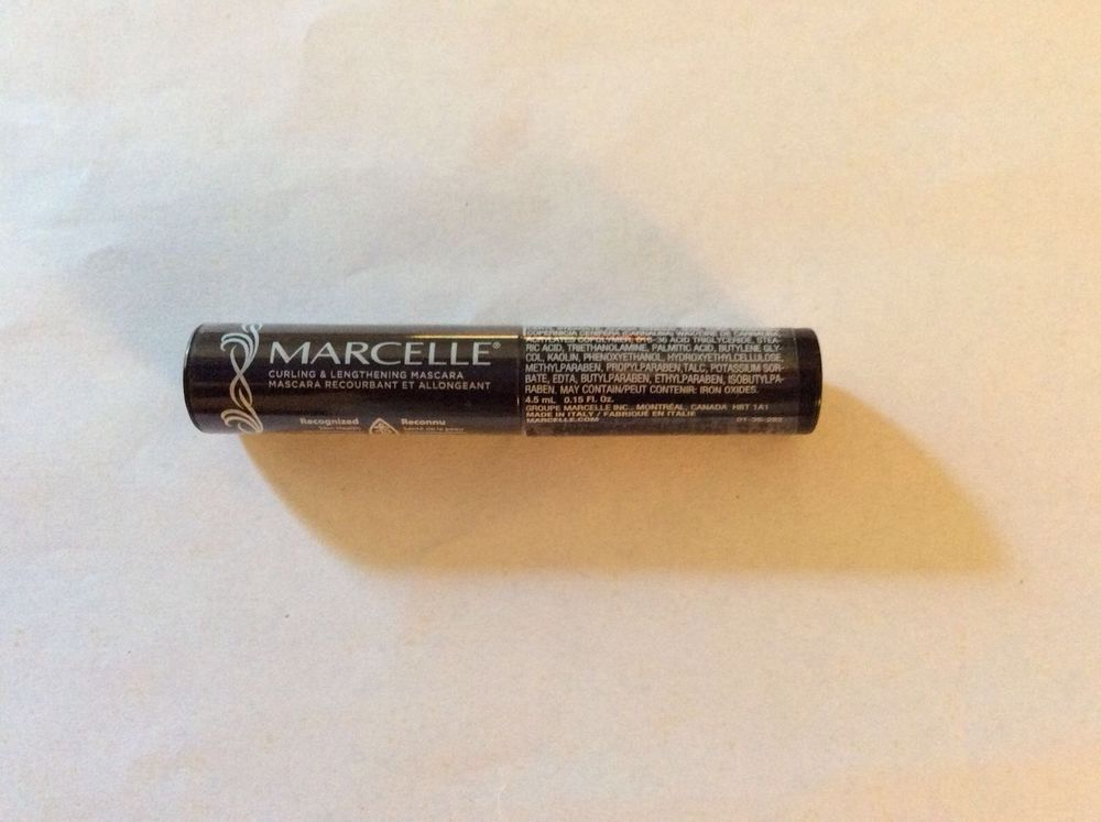 Marcelle xrension plus curl mascara sealed #Marcelle
