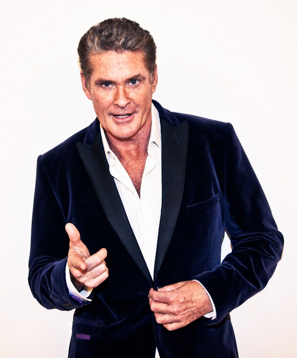 david hasselhoff night rocker
