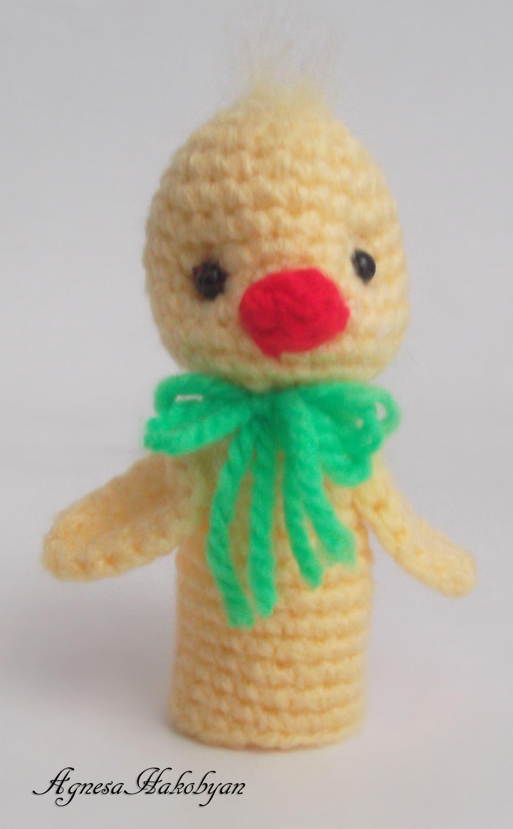 Little Chicken: Finger Puppet   Finger Puppets   Finger ...