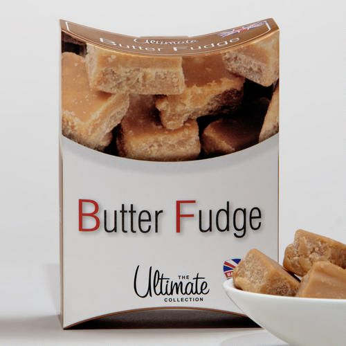 One of my favorite discoveries at WorldMarket.com: Hand-Broken Butter Fudge