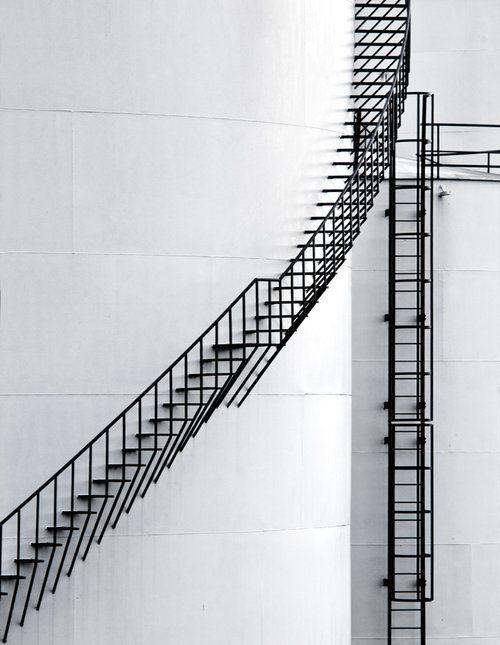 Octagonos Belas Escadas Arquitetura Escadas