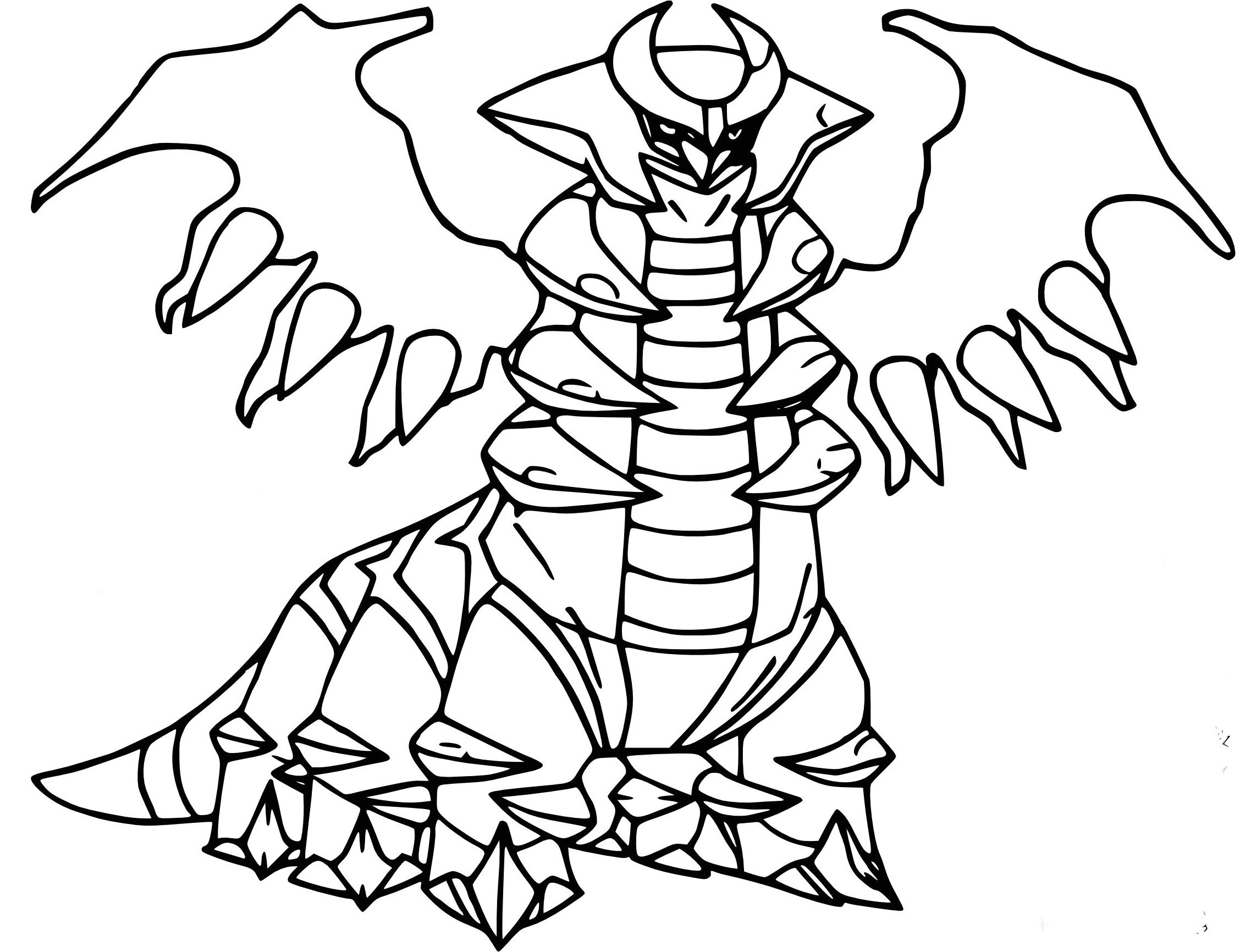 Coloriage De Pokemon Rare Coloriagesde In 2020 Pokemon Coloring