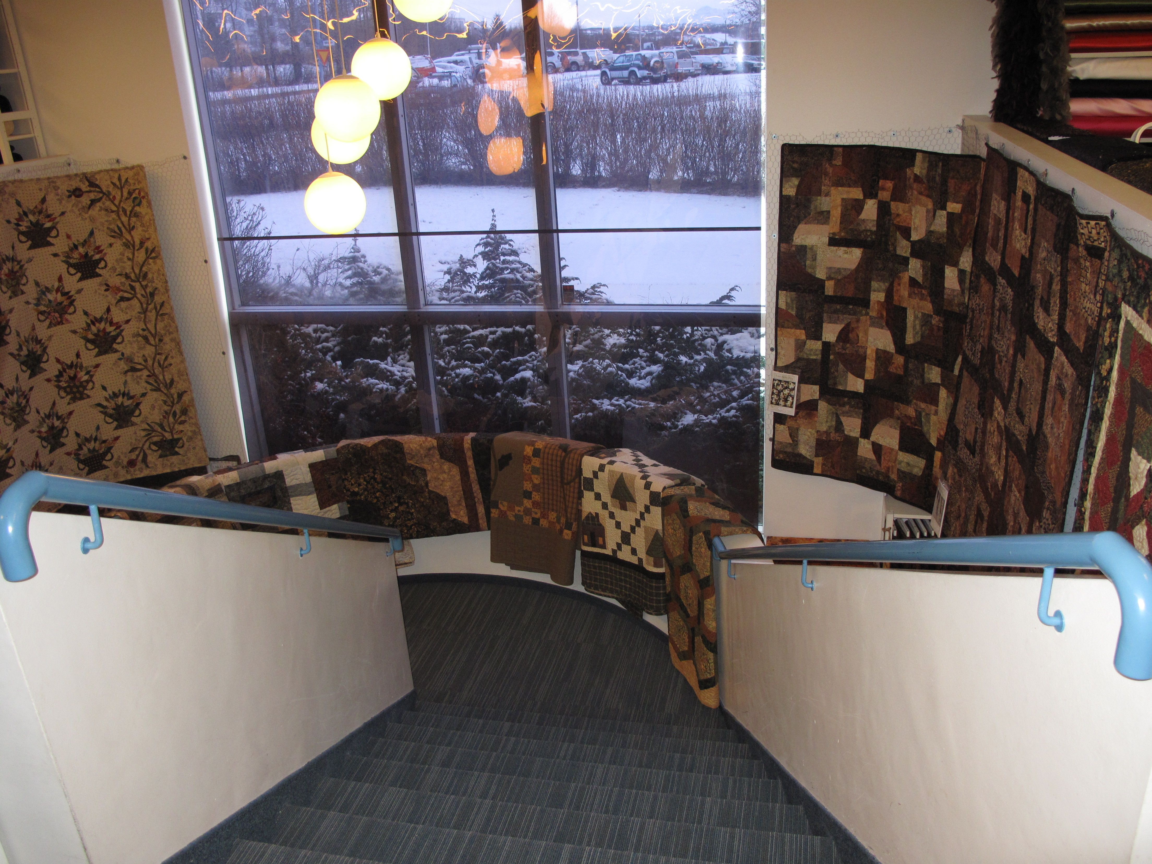 The entrance to Virka Quilt Shop in Iceland. | Quilting ... : quilt shops in scotland - Adamdwight.com