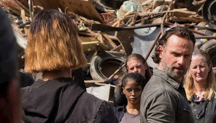 The Walking Dead 8 Temporada Episodio 7 Dublado Completo Walking
