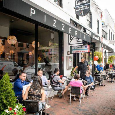 Il Canale Italian Restaurant In Georgetown Washington Dc
