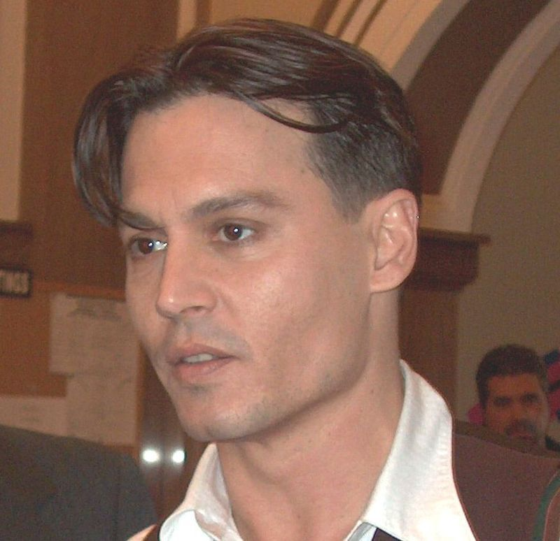Pleasant 1000 Images About Johnny On Pinterest Short Hairstyles Gunalazisus